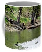 Hey Be Careful Its Hunting Season Coffee Mug