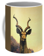 Hi, I Am Kudu Coffee Mug