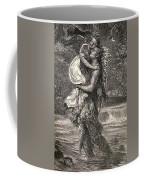 Hiawatha And Minnehaha Coffee Mug by Unknown