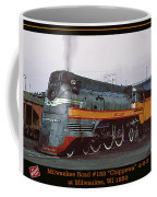 Hiawatha Steam Coffee Mug