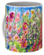 Hibiscus And Friends Coffee Mug