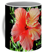 Hibiscus - Dew Covered - Beauty Coffee Mug