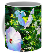 Hibiscus Garden Coffee Mug