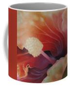Hibiscus Macro Coffee Mug