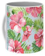 Hibiscus Paradise-jp3965 Coffee Mug