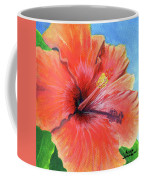 Hibiscus Passion Coffee Mug