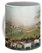 Hicks: Cornell Farm, 1848 Coffee Mug