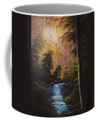 Hidden Brook Coffee Mug by C Steele