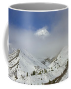 Hidden In Fog Coffee Mug