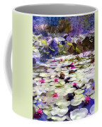 Hidden Pond Lotusland Coffee Mug