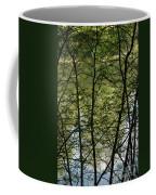 Hidden Pond Natural Fence Coffee Mug