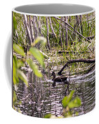 Hide And Seek Ducks Coffee Mug