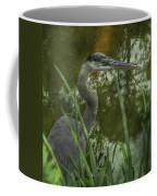 Hiding In The Grass Coffee Mug