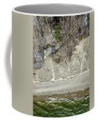 High Above The Coast Coffee Mug