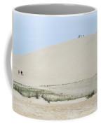 High And Low On Jockey's Ridge Coffee Mug