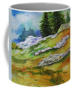 High Country Boulders Coffee Mug
