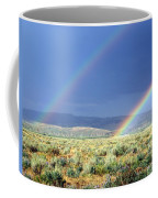 High Dessert Rainbow Coffee Mug