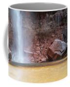 High Falls Emerald Pool Coffee Mug