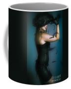 High Fashion Female Mystery Dancer Coffee Mug
