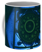 High Flux Isotope Reactor Pool Coffee Mug