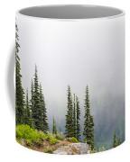 High Forest On Mt. Rainier Coffee Mug