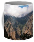 High In The Andes Coffee Mug