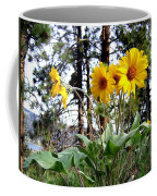 High In The Hills Coffee Mug
