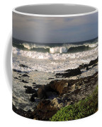 High Ocean Surf Coffee Mug