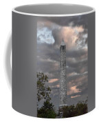 High Point Monument Sussex County New Jersey Coffee Mug