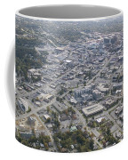 High Point Nc Aerial Coffee Mug