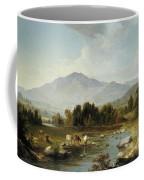 High Point  Shandaken Mountains, 1853 Coffee Mug