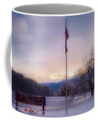 High Point State Park At Sunset Coffee Mug