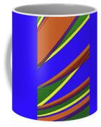 High Power Wires Abstract Color Sky Coffee Mug