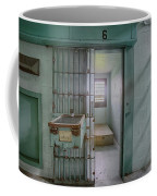 High Risk Solitary Confinement Cell In Prison Coffee Mug