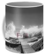 High Rock, Portmarnock, Dublin Coffee Mug