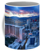 High Roller Sunset Coffee Mug