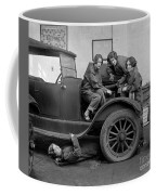 High School Mechanics 1927 Coffee Mug