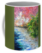 High Tide In Paradise Coffee Mug