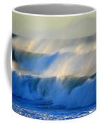 High Tide On The Atlantic Ocean Coffee Mug