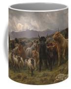 Highland Raid Coffee Mug