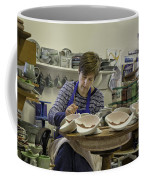 Highland Stoneware Artist At Work Coffee Mug
