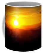 Highland Sunset Coffee Mug