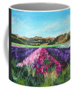 Highway 246 Flowers 3 Coffee Mug