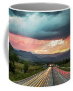 Highway 36 To Beautiful Boulder Colorado Coffee Mug
