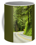 Highway Curve Coffee Mug