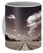 Highway To Paradise Coffee Mug