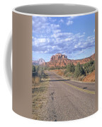 Highway To Sedona Coffee Mug