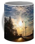 Highway To The Sun Coffee Mug