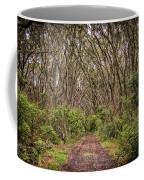 Hiking On Rangitoto New Zealand Coffee Mug