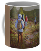 Hiking The Paintbrush Trail, Manning Provincial Park, B. C., Revisited Coffee Mug